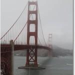 Dimanche 8 août : San Francisco et le Golden Gate Bridge