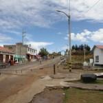 Arrivée en Bolivie le 20 octobre