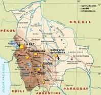 Bolivie carte3