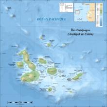 Equateur - Galapagos parcours