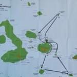 Les îles Galápagos, les paysages et la flore
