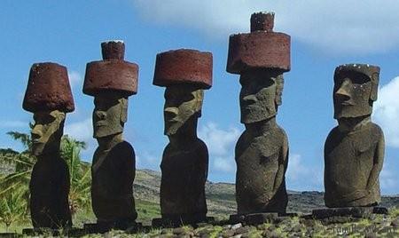 Chili île de Pâques 1