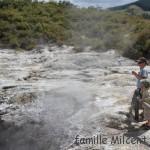 Wai-O-Tapu – Histoire volcanique – Rotorua
