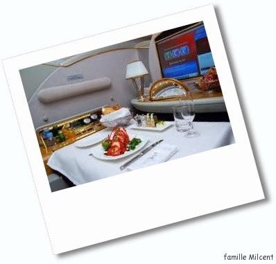 avion emirates interieur