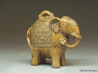Cambodge Céramique khmère 1