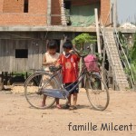 Phnom Penh - Siem Reap en bus