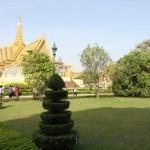 Phnom Penh, le Palais royal