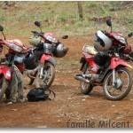 Rando à moto dans la région de Mondolkiri