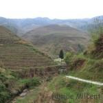 Lóngjĭ et les rizières en terrasses du Dos du Dragon