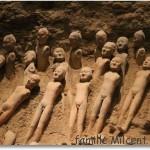 Xī'ān - Le tombeau de l'empereur Jingdi
