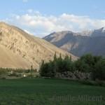 Trek : paysages du Ladakh